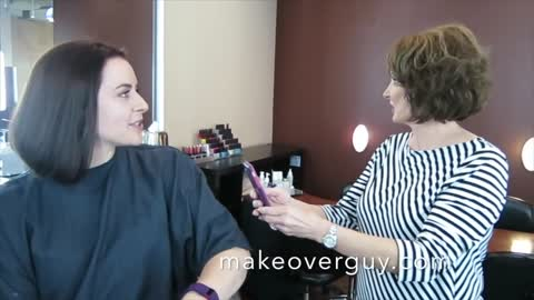 MAKEOVER: Mother Daughter Makeover, by Christopher Hopkins, The Makeover Guy®