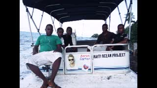 Aaron Carter For Haiti Ocean Project! - Video