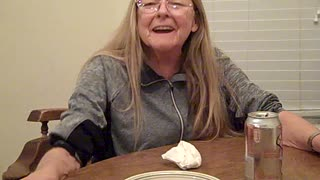 Grandma Loses Her Teeth Eating Soup - Video