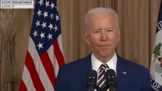 Biden Stumbles On Stairs As He Boards On Air Force One