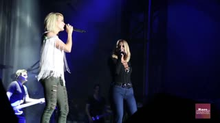 Carrie Underwood and Miranda Lambert perform at the ACM Party for a Cause | Rare Country