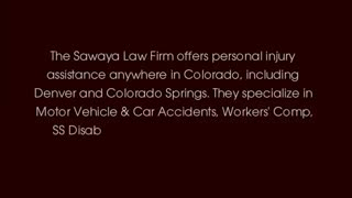 denver personal injury attorney - Video