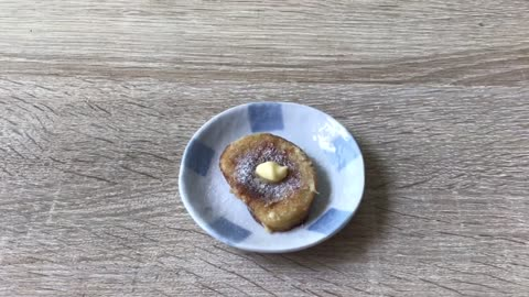 Mini French Toast (how to cook/DIY), 法式吐司, フレンチトースト, 프렌치 토스트, Французский тост, Pain perdu