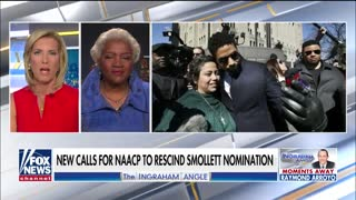 Donna Brazile defends the NAACP