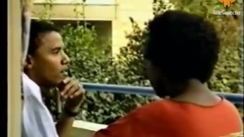 A Young Obama Whines about Whites