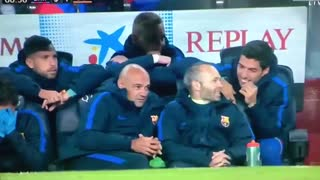 Gol de Mascherano vs Osasuna - Video