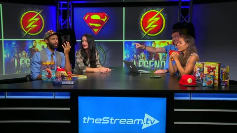 The DC TV Universe Episode 1