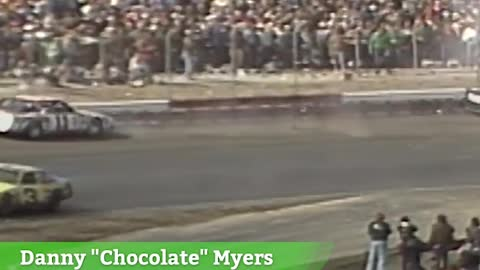 Yes, Dale Earnhardt Sr. Really Hung out of His Car to Clean Something Mid-Race