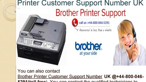 44-800-046-5291 How to fix Brother Printer Error Code 4f