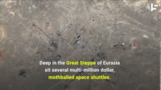 Photographer Visits Buran, Russia's Mothballed Space Shuttle - Video
