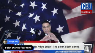 CBJ Real News Show (Part 94): Only COWARDS Cower Down