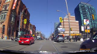 Road Raged Cyclist Smashes Driver's Mirror - Video