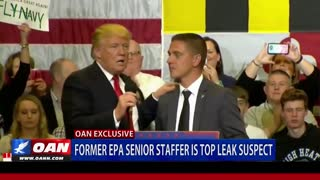 Fired Political Appointee Leaks Against Trump And Pruitt - Video