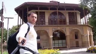 Iran in One Minute - Selfie With Over 150 Historical Sites - Video