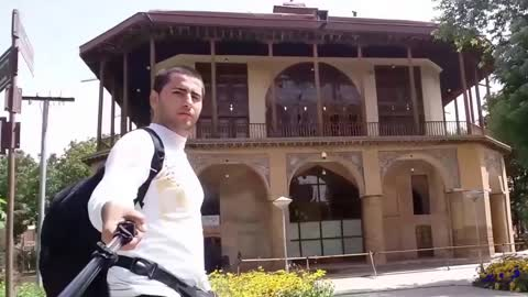 Iran in One Minute - Selfie With Over 150 Historical Sites