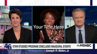 JOY REID AT MSDNC HATES CONSERVATIVES AND THINKS WE ARE LOSERS