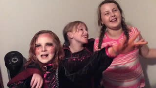 Halloween Caroling.. Why should Christmas get all the fun - Video