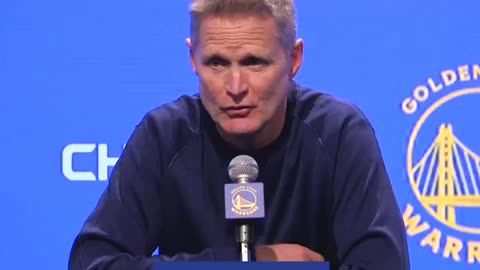 NBA coach Steve Kerr: US is no better than China on human rights abuses.