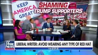 "Jesse Watters slams ""soft"" liberals"