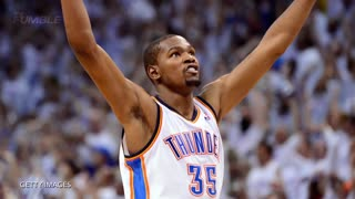 Kevin Durant Cryptic Tweet Throwing Shade At OKC Thunder - Video