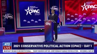 'Florida Got It Right and the Lockdown States Got It Wrong!': DeSantis at 2021 CPAC