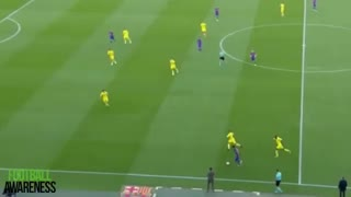 Neymar vs Villarreal | 60 segundos de grandeza - Video