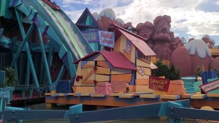 Dudley Ripsaw Falls Universal