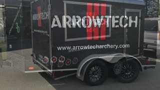 ArrowTech trailer build