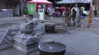 Dali Old Town, Yunnan, China - Video