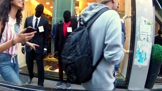 Mannequin Prank Challenge - Video