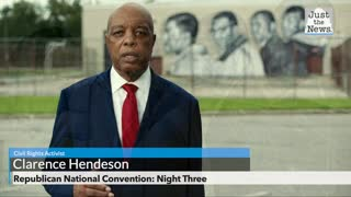 Republican National Convention, Clarence Henderson Full Remarks
