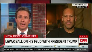 WILL -  CNN Lavar Ball Clip - Video