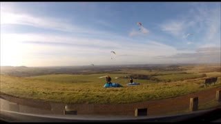 In The Fast Lane at Dunstable Downs - Video