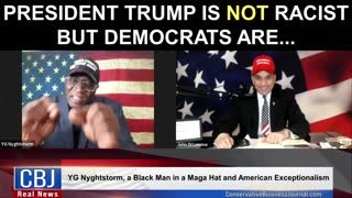 ...Continuation of Why President Trump is not Racist and has NEVER BEEN!