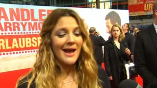 Adam Sandler And Drew Barrymore Get Blended - Video
