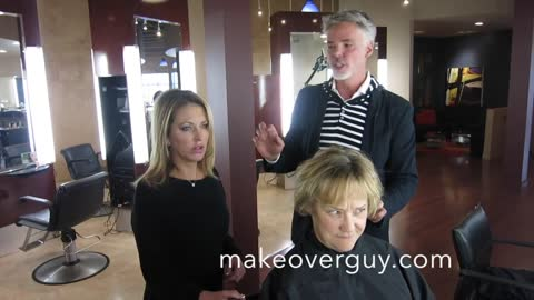 MAKEOVER: Out of the Rut, by Christopher Hopkins, The Makeover Guy®