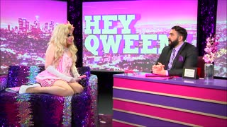 Trixie Mattel: Look at Huh on Hey Qween with Jonny McGovern - Video