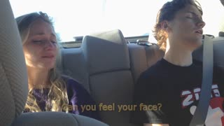 Siblings Wisdom Teeth Removal Equals Double The Laughs - Video