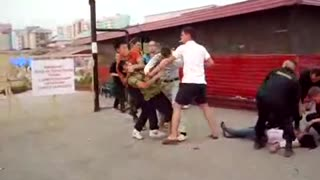 Peleas Callejeras (2015) Street Fighter Real (19round) - Video
