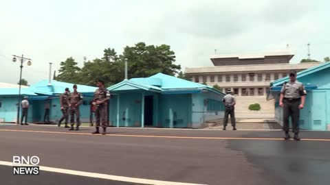 Gunfire Heard After North Korean Soldier Flees to South