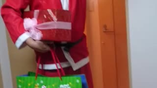 Santa is Scary - Video
