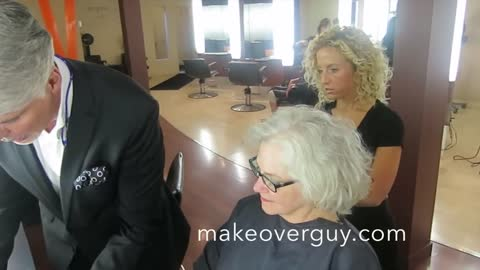 MAKEOVER: New Job, New Look, by Christopher Hopkins,The Makeover Guy®