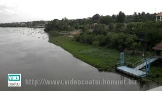 Phu Long new bridge - HCMC - Video