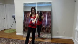 Bollywood Disco Step Part 3 - Video