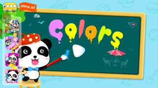 Learn colors for kids - video for children