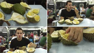Top 5 Durian Varieties | Durian Buffet | Stinky Good - Video