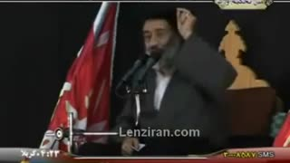 Exaggerated description of a Mullah about prayers - Video