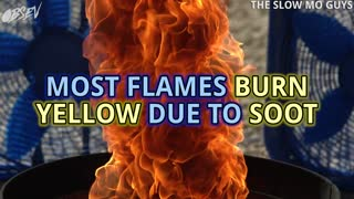 Scientists Create New Type Of Fire - Video