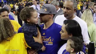 Check Out Steph Curry's New $6 Million Mansion - Video