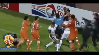 Funny football moments 2014 - Video